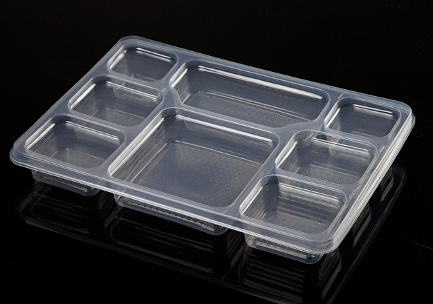 Thermoforming Takeaway Meal Trays Mould With Lids